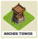 archer tower clash of clans