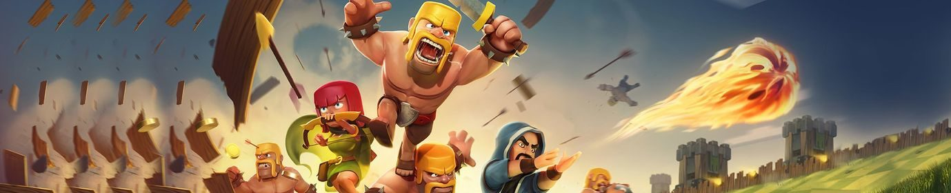 Clash of Clans - игра для андроид, iPhone и iPad